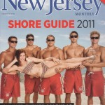 Nicole on the cover of New Jersey Monthly